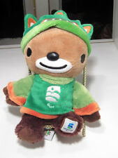 "SUMI  Vancouver 2010 Olympic Mascot Toy Stuffed Doll  Plush Medium  11""   EUC"