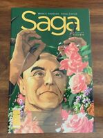 Saga #11 (2013) : Key Issue: Brian K Vaughan, Fiona Staples, 1st Print