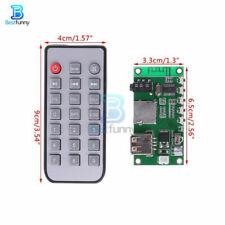 Wireless Bluetooth 4.2 KCX BT001 Circuit Decode Board Audio Receiver Module L