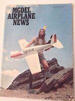 Model Airplane News Magazine Bronco OC-10A OHLG July 1973 041117NONRH2