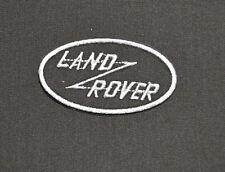 patch land rover, 4/7.5cm, brodé et thermocollant