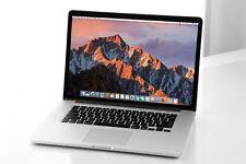 """15"""" Apple MacBook Pro 2.8GHz Core i7 (Mid 2015), 16GB RAM, 512GB SSD,"""