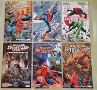 The Amazing Spider-Man Nick Spencer NEW Vol 1-6 1 2 3 4 5 6 TPB TP SC lot AMS