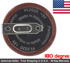 1 New Original Rechargeable Battery Remote Key Fob VL2020 For BMW - 180 degree