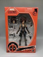 New listing Marvel Legends Series Deadpool Movie X-Men Domino 6� Figure Hasbro