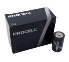 Внешний вид - Duracell Procell D Alkaline Batteries 1.5V PC1300 USA 12 Count Expires 2026