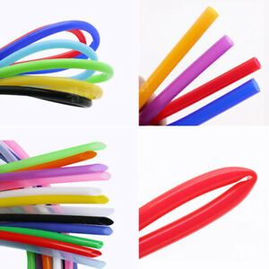 1M 1mm-25mm Food Grade Silicone Tubing Milk Hose Beer Pipe Yellow Silicone hose