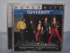 Super Hits By Loverboy 2007 CD Sony BMG Music (Original Released 1997) Pop Rock