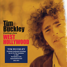 Tim Buckley Greetings From West Hollywood CD