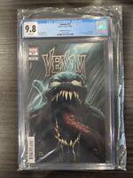 Venom 27 CGC 9.8 - 1st Full App Codex - Ryan Stegman Variant Cover - 2020