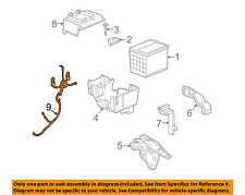 GM OEM-Battery Cable 19116080