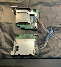 Nikon D4 & D4s CF / XQD card reader PCB / VBA40001 / 1138X