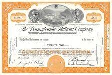 The Pennsylvania Railroad compagny certificate 1960 (137177)