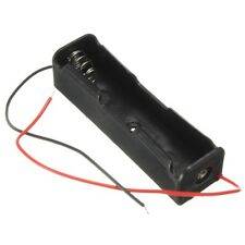 5pcs DIY Battery Box Holder Case For 18650 Rechargeable Battery