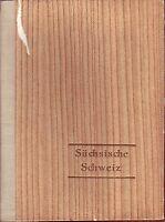Mappe Sächsische Schweiz==12 seltene Ansichten/Großphotos