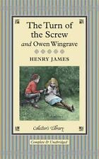 Turn of the Screw & Owen Wingrave by James, Henry
