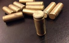 """(10) 3/8""""  X 1"""" Brass Clevis Pin Double Slotted Grooved Headless"""
