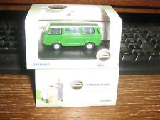 OXFORD DIE-CAST - VW T25 BUS in LIME GREEN & GREEN - 00 GAUGE / 1:76 SCALE
