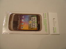 Original HTC Displayschutzfolie SP P380 für HTC Wildfire A3333 A3366 A3335 A3336