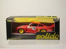 Solido Diecast Porsche 935 1/43 Car