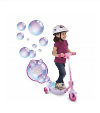 Huffy 2-1 Battery Or Kid Power Bubble Scooter
