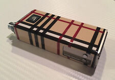 Skin Wrap For iTaste MVP 2 20W MOD Vape Decal Vinyl Sticker - BEIGE RED STRIPES