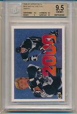 1990 Upper Deck Wayne Gretzky (2000th Point) (HOF) (#545) BGS9.5 BGS