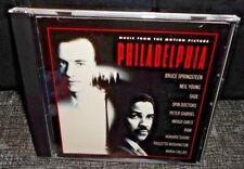 Philadelphia Motion Picture Soundtrack (CD, 1993)