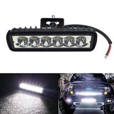 New 18W Spot LED Light Work Bar Lamp Driving Fog Offroad SUV 4WD Car Boat Truck