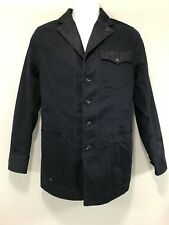 Men's G Star Raw Correctline Deck Blazer Jacket Blue Vented 4 Pocket 38 Chest