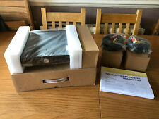 Yale Smart Living HD 720 CCTV System - 2 Camera - Brand New No Outer Box (A)