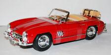 Bburago Modell-Rennfahrzeuge von Mercedes im Maßstab 1:18