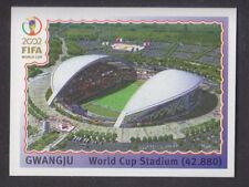 Panini - Korea Japan 2002 World Cup - # 9 Gwangju - World Cup Stadium