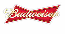 Budweiser vinyl sticker decal for skateboard luggage laptop tumblers Wall(c)