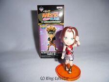 Figurine - Naruto Shippuden - WCF vol 1 - Sakura var. - Banpresto
