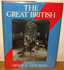 SIGNED Arnold Newman The Great British Bill Brandt David Hockney Cecil Beaton HC