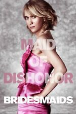 COMEDY MOVIE POSTER Bridesmaids Maid of Dishonor