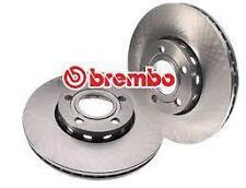 Coppia Dischi Anteriori BREMBO Opel Astra H 1.7 Cerchio 5 fori 09.7629.10