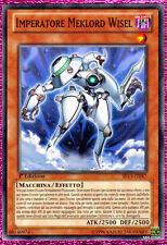 IMPERATORE MEKLORD WISEL SP13-IT047 Comune in Italiano YUGIOH STAR PACK