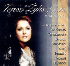 CD TERESA ZYLIS-GARA sopran / MONIUSZKO DVORAK