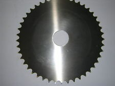 Blank Rear Sprocket 42T 530 Dural With 40mm Hole. New,