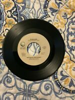 Elton John Lonely Boy/Who Wears These Shoes? 45 Vinyl 1984