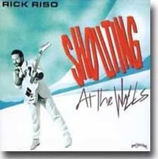 Rick riso-shouting at the walls RARE AOR/WC CD