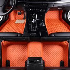 Car Floor Mat Waterproof Leather Liner Carpet Protector Durable ZB For Subaru XV