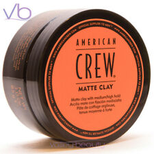 AMERICAN CREW Matte Clay, 3oz Workable Texture with Medium/High Hold, NEW!