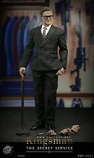 "POP Toys 1/6 Scale 12"" Kingsman The Secret Service Action Figure POP-EX07 New"