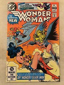 WONDER WOMAN #290 NM- 9.2 2ND APP OF SILVER SWAN