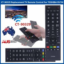 High Performance CT-90329 Replacement TV Remote Control For TOSHIBA RV700A  OC