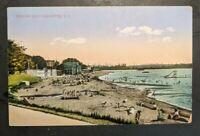 Mint Vintage English Bay Vancouver British Columbia Canada RPPC