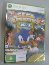 MICROSOFT XBOX 360 Game Sega Superstars Tennis + Arcade